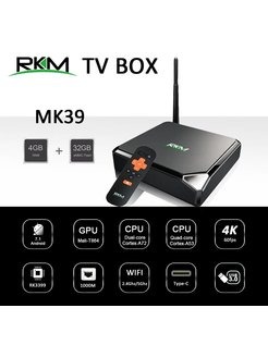 MK39 Androidbox | Mini-PC