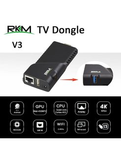 V3 Android TV Stick / Android-Stick