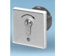 Schlüsselschalter unterputz, einzelner Pulskontakt
