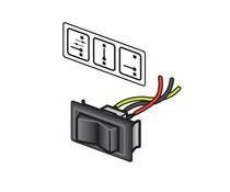 3-Positions Kippschalter PS-3B für EMSW