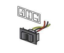 EM Entrematic 3 positions toggle switch PS-3B for EMSW