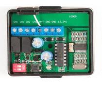 2 kanaals ontvanger 868 Mhz