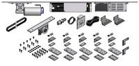 EDSL450 Retrofit kit for sliding door operators