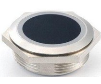 Infrared touchless switch round 39 mm surface mounted