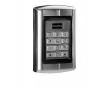 SmartKing™ Metal waterproof contactless wiegand reader, Mifare & PIN