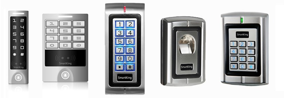 Nu op onze website: SmartKing™ toegangscontrole oplossingen!