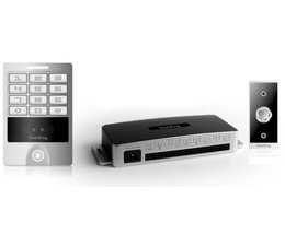 SmartKing™ Standalone in split design with keypad & EM&HID access