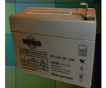 Batterie 12 V 1,2 Ah