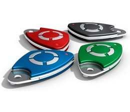 Intratone Dual Technology 4 Kanal Handsender