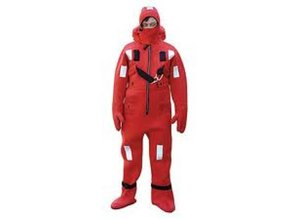 Immersion Suit, Solas approved Size: XXL