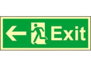 Exit Left