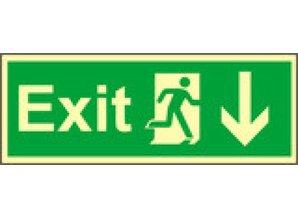 Exit Down