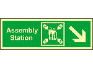 Assembly Station Right, Down