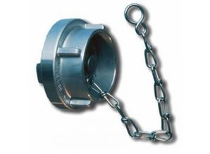 Storz blind lid with chain