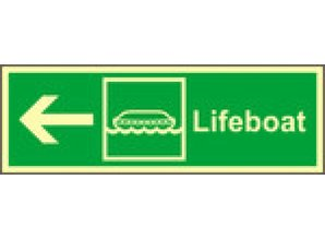 Lifeboat Left