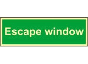Escape Window