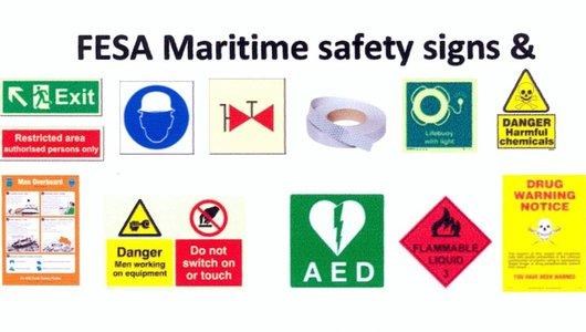 FESA IMO signs & Symbols