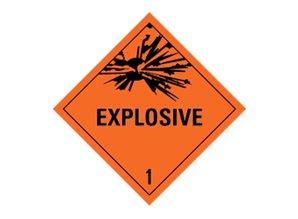 1.0 Explosive