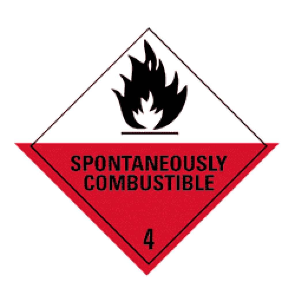 Spontaneously Combustible Veiligheidshop Van Erp