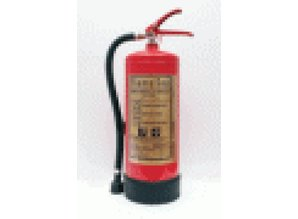 Fire extinguisher Foam MED approved