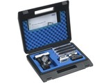 Breathing air test suitcase