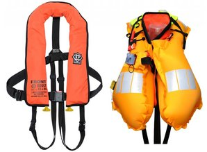 Life jacket Crewfit Heavy duty 275N