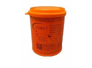 Comet Lifesmoke signal orange lifeboat