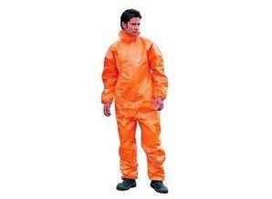 Coverall Tychem F orange
