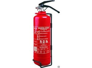 Fire extinguisher Powder 2 kg ABC
