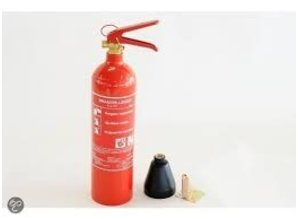 Fire extinguisher Co2 2 kg