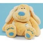 Anna Plush / WWF Plush Collection Dizzy Dog baby