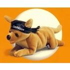 Anna Plush / WWF Plush Collection Harley Davidson Dominator Chihuahua