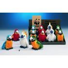 Anna Plush / WWF Plush Collection Papagaai