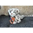 Anna Plush / WWF Plush Collection Sneeuwbeestje luipaard