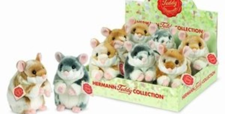 Herman Teddy Hamster