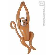 Opblaasbare aap 90 cm