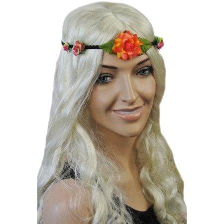 Haarband met Roosjes
