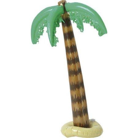 Palmboom opblaasbaar 91cm