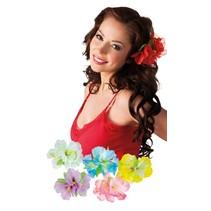 Haarclip bloemen Hawaii