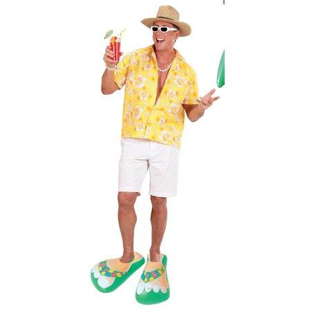 Opblaasbare Hawaii sandalen