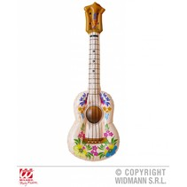 Opblaasbare Hula ukulele