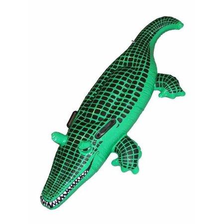 Krokodil opblaasbaar