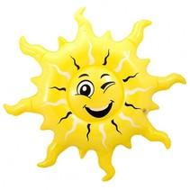 Opblaasbare vrolijke zon