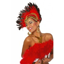 Samba tooi luxe rood
