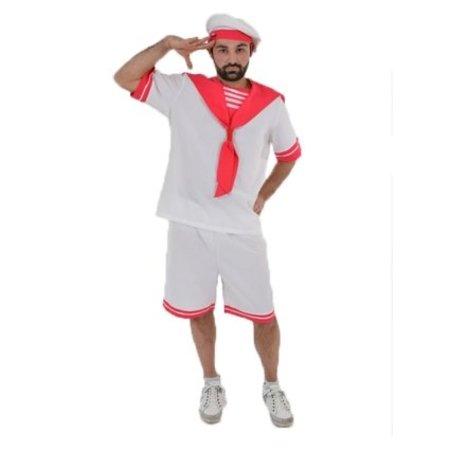 Crazy Summer Sailor kostuum