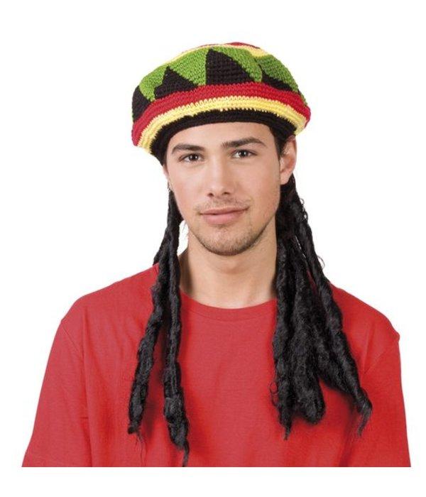 Pruik Jamaica Rasta