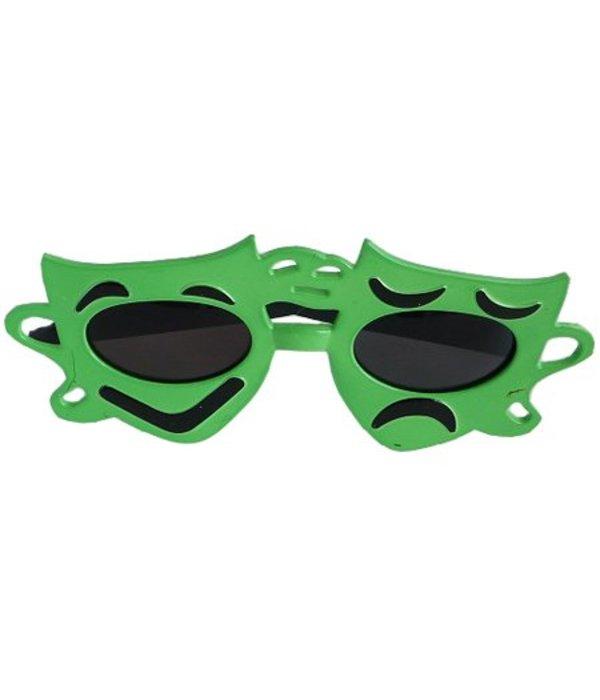 Partybril Jantje huilt, Jante lacht!