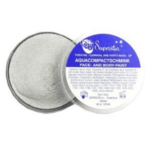 Aqua compactschmink zilver 16gr nr.56