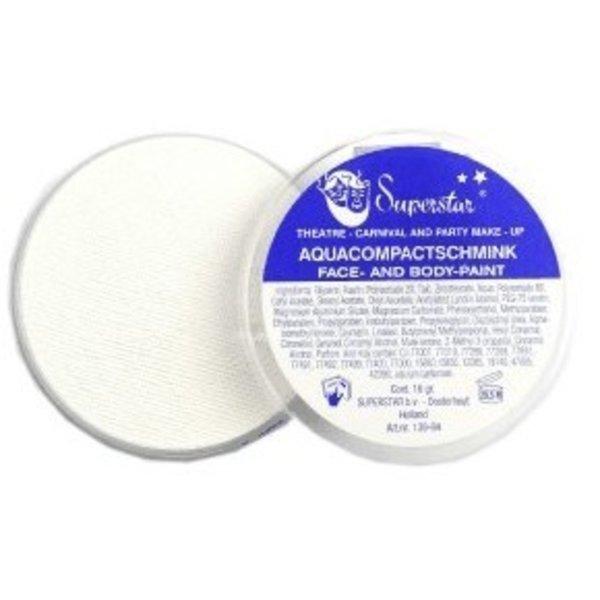 Aqua compactschmink wit 16gr nr.21