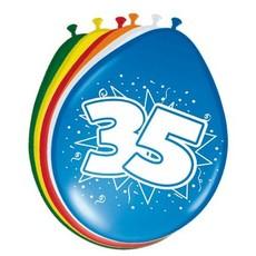 Ballonnen '35' (8 st)